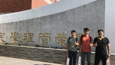 Photo of Vietnam University Faculty Pursue PhDs at CJCU, Taiwan