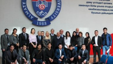 Photo of Almaty Management University develops research to create sustainable impact in Central Asia