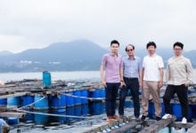 Photo of EdUHK Researchers Discover a Single Solution to Multiple Challenges: Turning Fish Feed from Food Waste