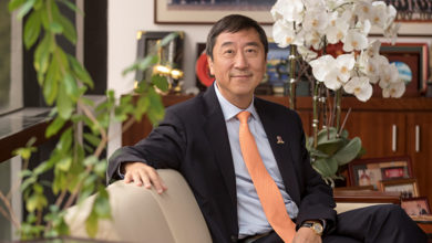 Photo of Eminent Hong Kong Gastroenterologist and Academic Leader joins NTU Singapore as Dean of Medicine