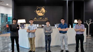 Photo of APU Team is National Champion of AWS Build On, Malaysia Hackathon 2020