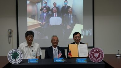 Photo of New Phase of the Industry-Academia Collaboration between CJCU Taiwan and SOPB Malaysia