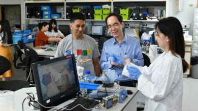 Photo of 'Remote Laboratory' at EdUHK Scales Up Science Education for Students during Pandemic