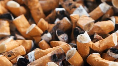 Photo of Recycle Cigarette Butts Into Bricks
