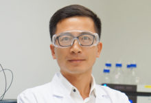 Photo of UM scholar elected fellow of Royal Society of Chemistry