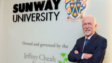 Photo of Sunway University appoints new President