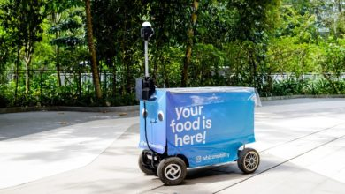 Photo of Smarter, Greener and Safer Self-Driving Delivery Robot