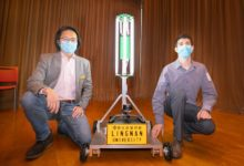 Photo of LU develops a smart Autonomous UV-C Disinfection Robot for large indoor establishments