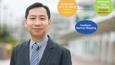 Photo of EdUHK's Dr Gary Cheng: Automated System for Tracking Student Responses to Teacher Feedback