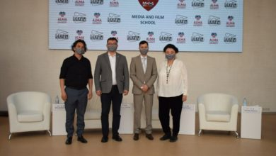 Photo of Two universities in Kazakhstan jointly develop a new innovative School of Media and Film