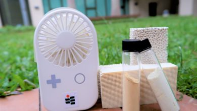 Photo of EdUHK's Professor Keith Ho: Novel Air Purifiers Using New LED Activated Graphitic Carbon Nitride Photocatalyst
