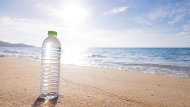 Photo of Turning seawater into drinking water in minutes