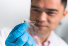 Photo of CityU scientists invent cryomicroneedles for intradermal therapeutic cell delivery