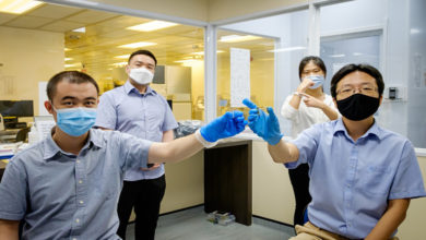 Photo of NTU  Singapore  scientists  create  flexible  ultraviolet sensors for use in wearables