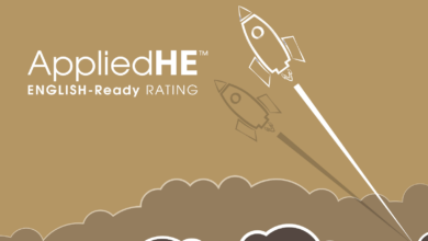 Photo of ENGLISH-Ready? AppliedHE Publishes First Round of Rating Results!