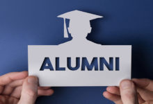Photo of 'Alumni' are typically misunderstood in linguistic terms and in my view often also in a practical sense
