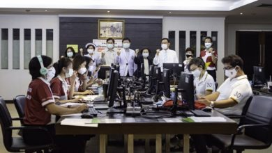 Photo of Thammasat University's Call Center for COVID-19 vaccine registration set to support Mor-Prom System