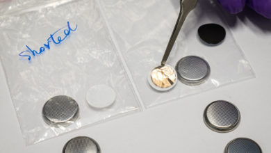 Photo of New tech to prevent Li-ion battery fires